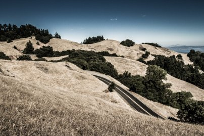 Northern California Hills